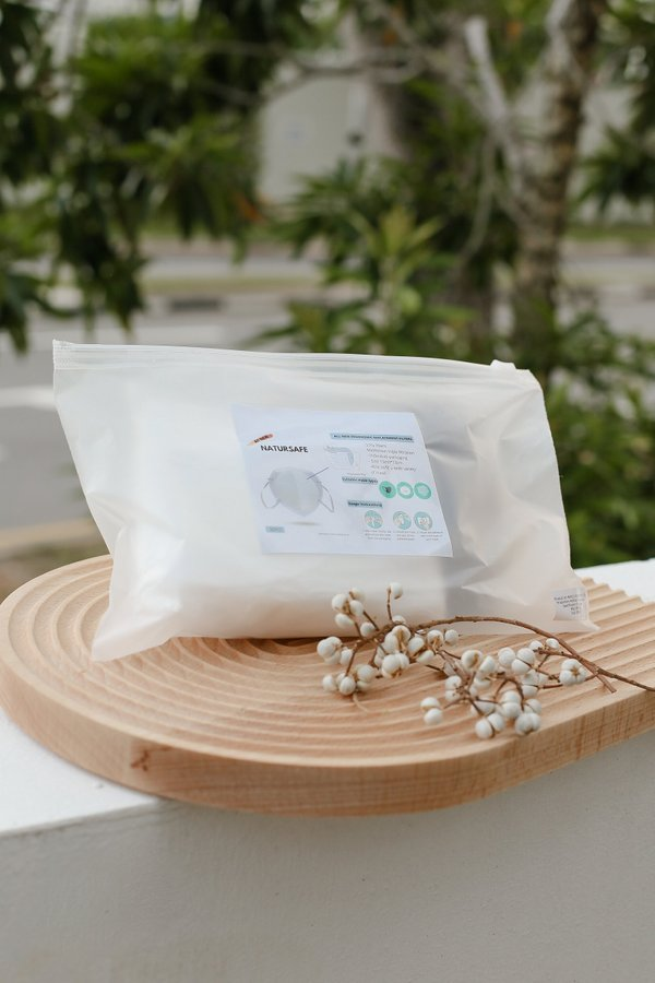 *READY STOCK* SET OF 30 MASK PAD FILTERS + 1 REUSABLE MASK