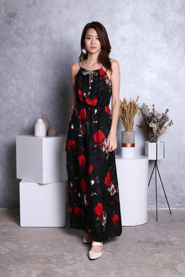 CAMDEN FLORAL MAXI DRESS (B)