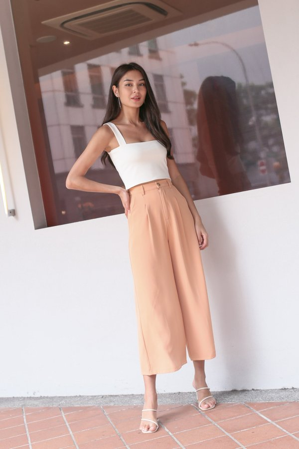*TPZ* LIANGER PANTS IN CORAL SAND
