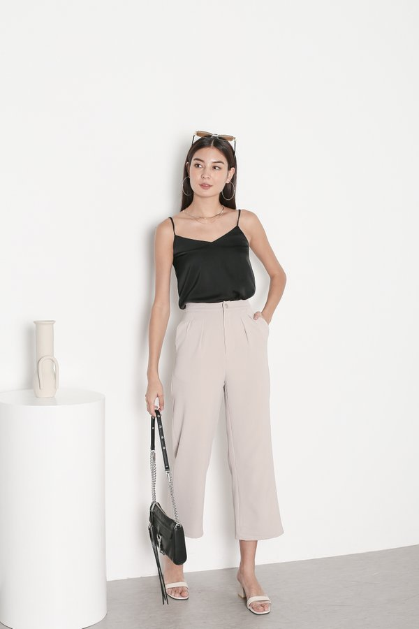 *TPZ* AVA PANTS IN TAUPE