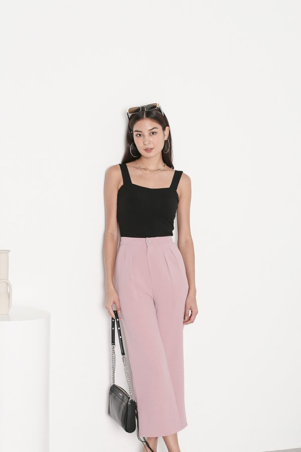 *TPZ* AVA PANTS IN ROSE PINK